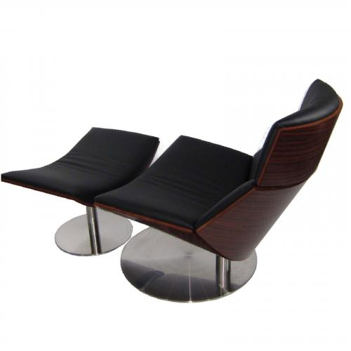 Impress Leather Lounge Set