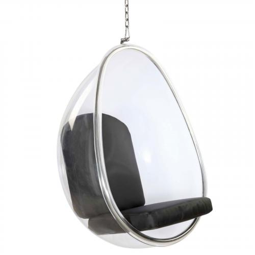 Balloon PU Leather Hanging Chair