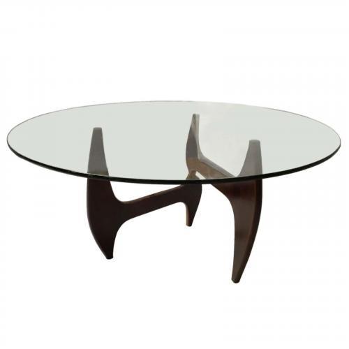 "Tribeca 48"" Dining Table, Walnut"