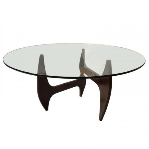 "Tribeca 60"" Dining Table, Walnut"