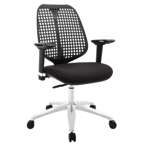 Reverb Premium Office Chair in Black
