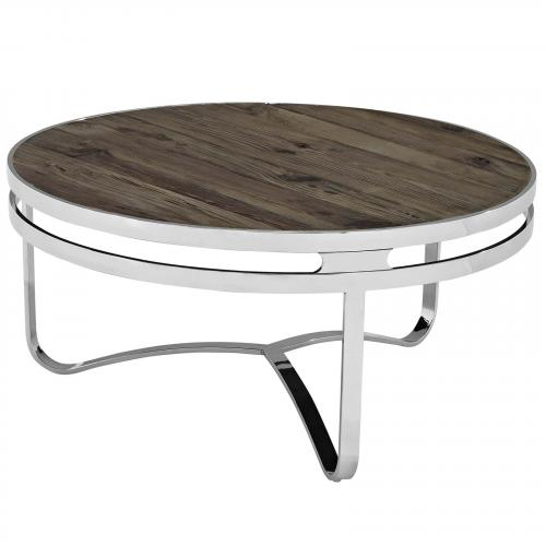 Provision Wood Top Coffee Table