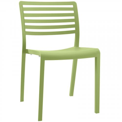 Enable Dining Chair in Green