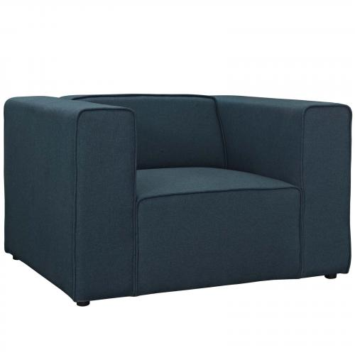 Mingle Upholstered Fabric Armchair