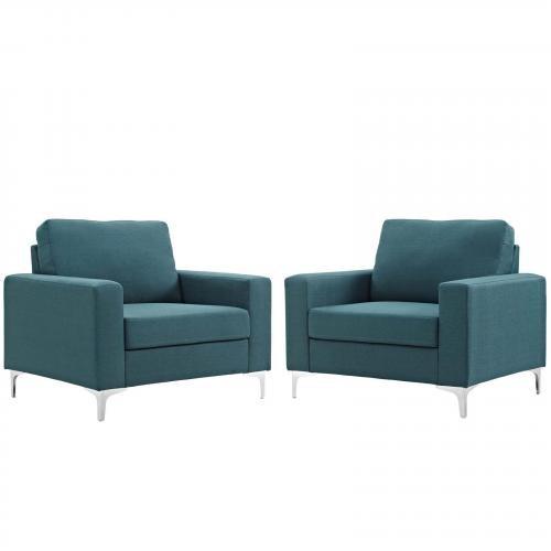 Allure 2 Piece Armchair Set