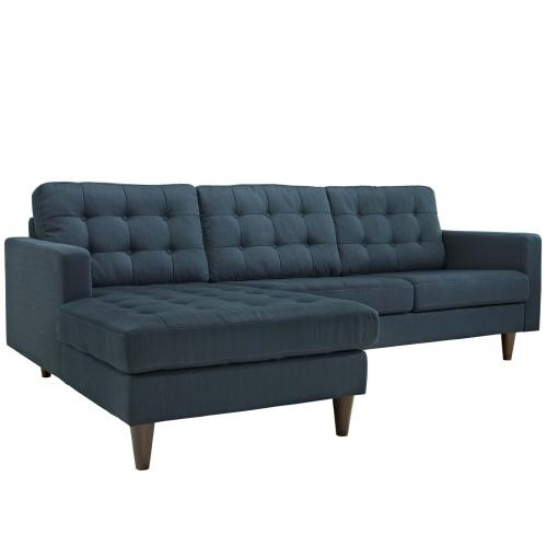 Empress Upholstered Sectional Sofa
