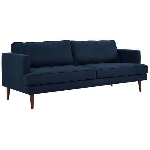 Agile Upholstered Fabric Sofa