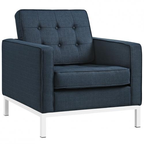 Loft Fabric Armchair