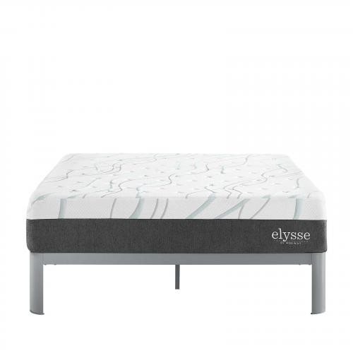 """Elysse Queen Certified Foam 12"""" Gel Infused Hybrid Mattress"""