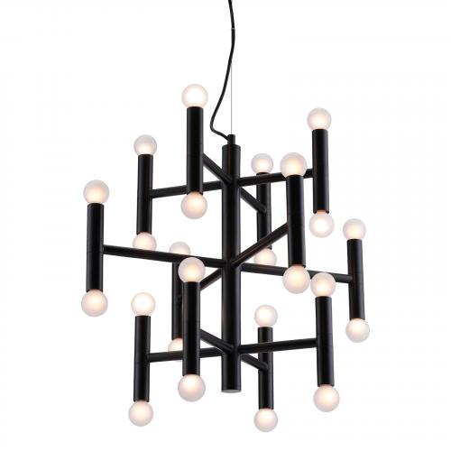 Alton Ceiling Lamp in Black