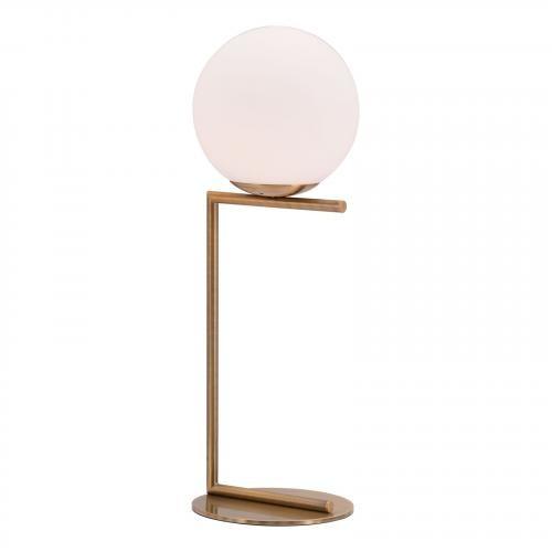 Belair Table Lamp in Brass