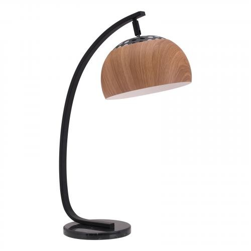 Brentwood Table Lamp in Brown