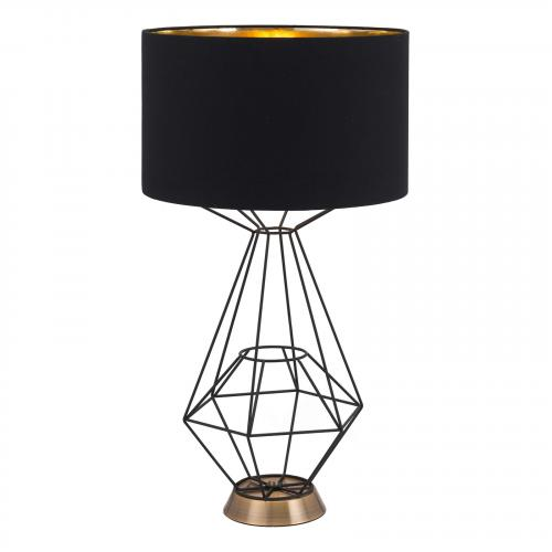 Delancey Table Lamp in Black