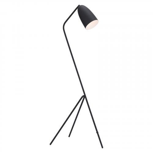 Jamison Floor Lamp in Matt Black