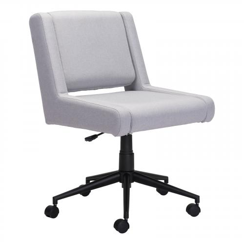 Brix Office Chair in Light Grey