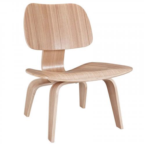 Fathom Wood Lounge Chair