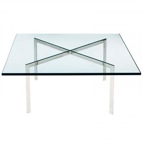Pavilion Coffee Table in Glass