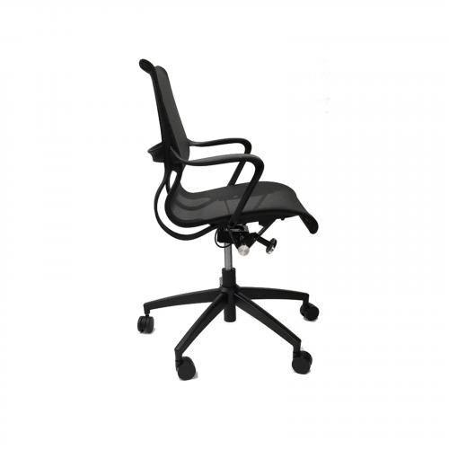 Salam Office Chair in Black