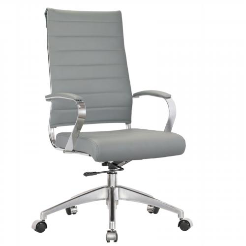 Sopada Conference Office Chair High Back in Gray