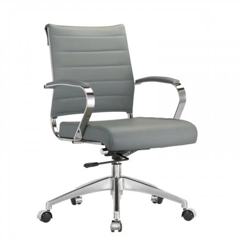 Sopada Conference Office Chair Mid Back in Gray