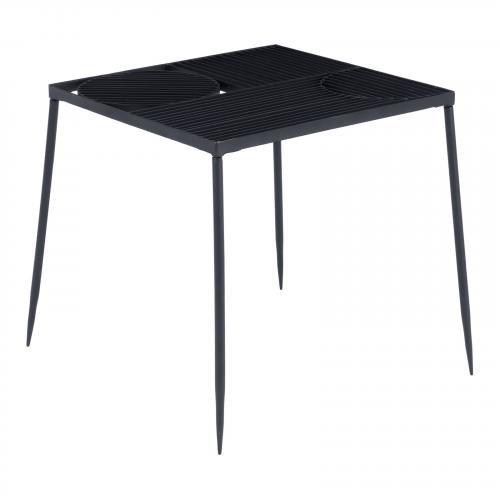 Arti End Table in Black