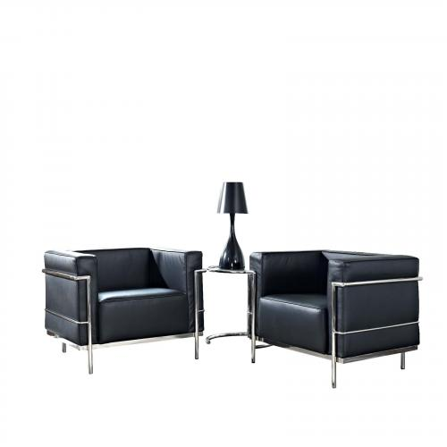 Charles Grande 3 Piece Sofa Set