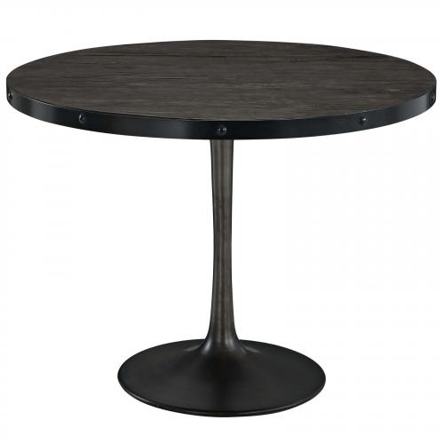 Drive Wood Top Dining Table