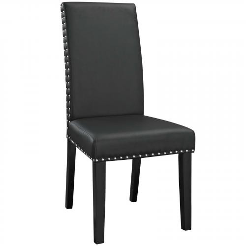 Parcel Dining Vinyl Side Chair