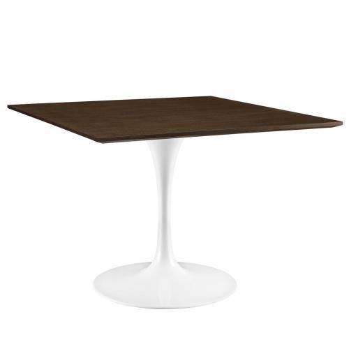 "Lippa 40"" Walnut Dining Table"