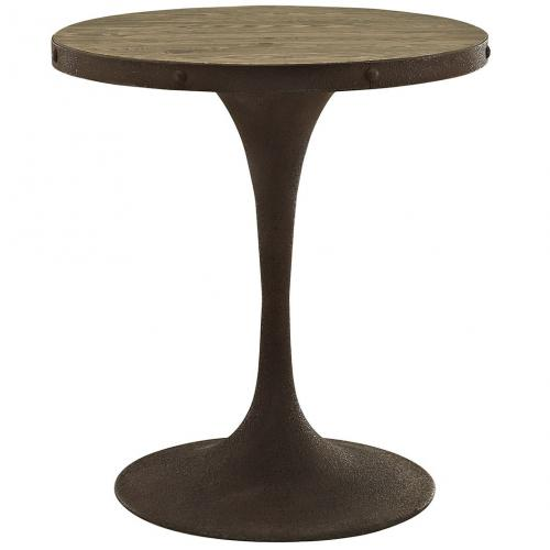 """Drive 28"""" Wood Top Dining Table"""