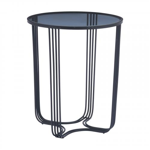 Tempo End Table in Black