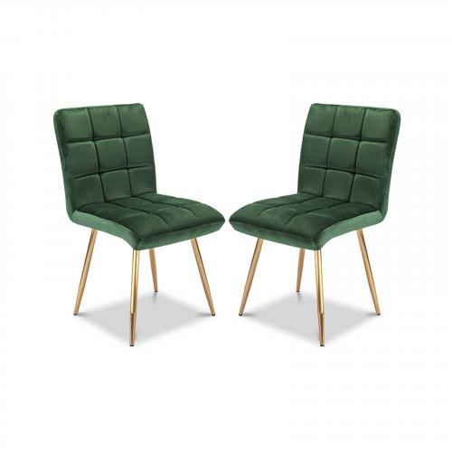 Chelsea Velvet Dining Chair ( Set of 2)