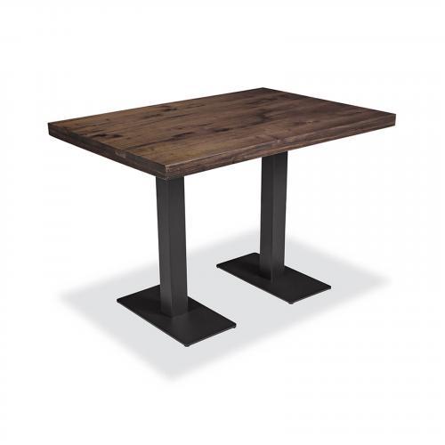 "Sloane 44"" Dining Table in Walnut"