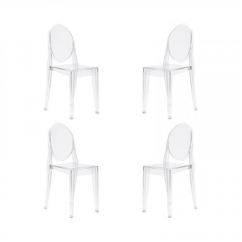 Burton Arm Chair ( Set of 4)