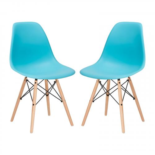 Vortex Side Chair ( Set of 2)