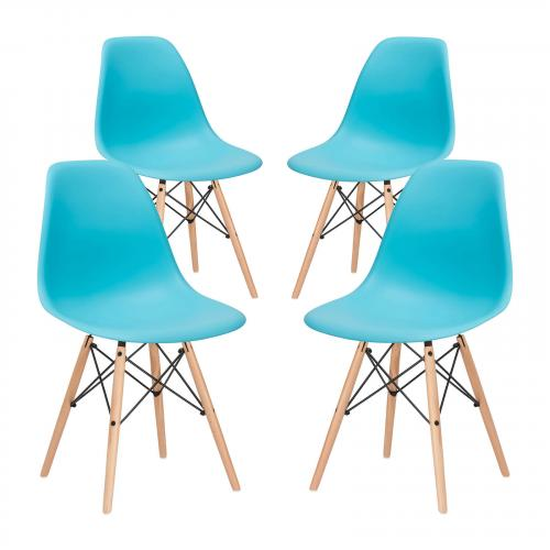Vortex Side Chair ( Set of 4)