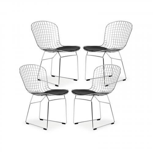 Morph Side Chair ( Set of 4)