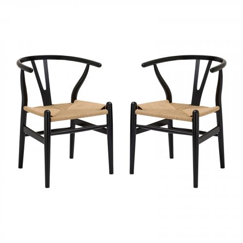 Weave Chair ( Set of 2)
