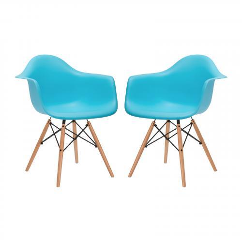 Vortex Arm Chair ( Set of 2)