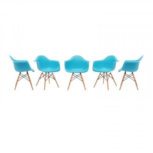 Vortex Arm Chair ( Set of 5)