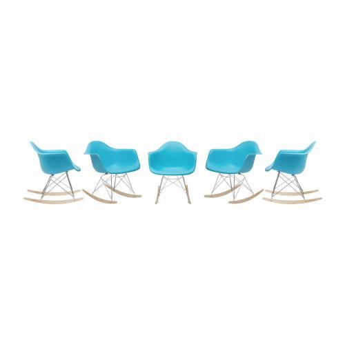 Rocker Lounge Chair ( Set of 5)