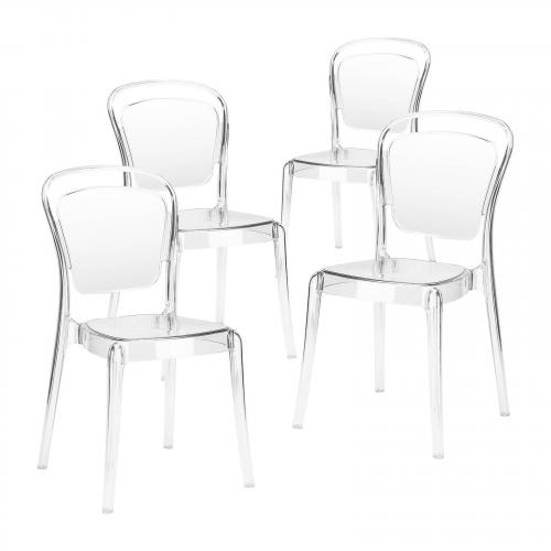 Lucent Dining Side Chair (Set of 4)