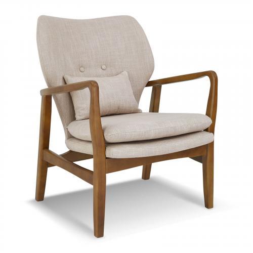 Atreya Chair with Walnut wood