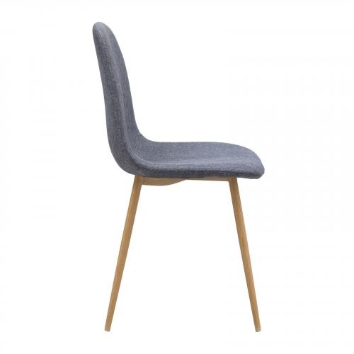 Skagen Dining Chair with Natural Legs (Set of 4)