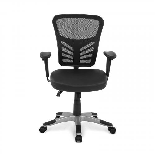 Brighton Office Chair with Vegan Leather Seat