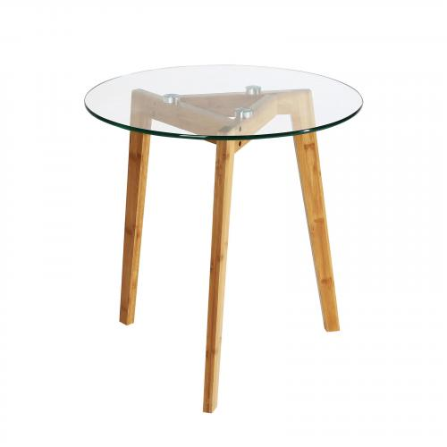 Costanoa Glass Side Table