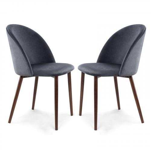 Sedona Velvet Dining Chair ( Set of 2)