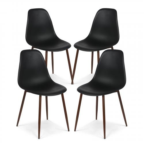 Landon Sculpted Dining Chair ( Set of 4)