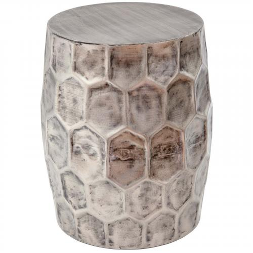 Delano Honeycomb Accent Table