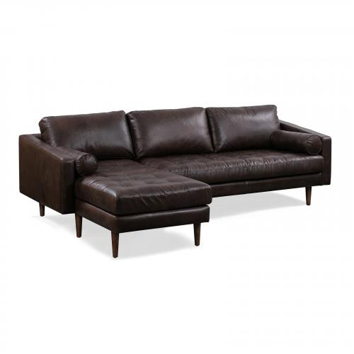 Napa Left Sectional Sofa